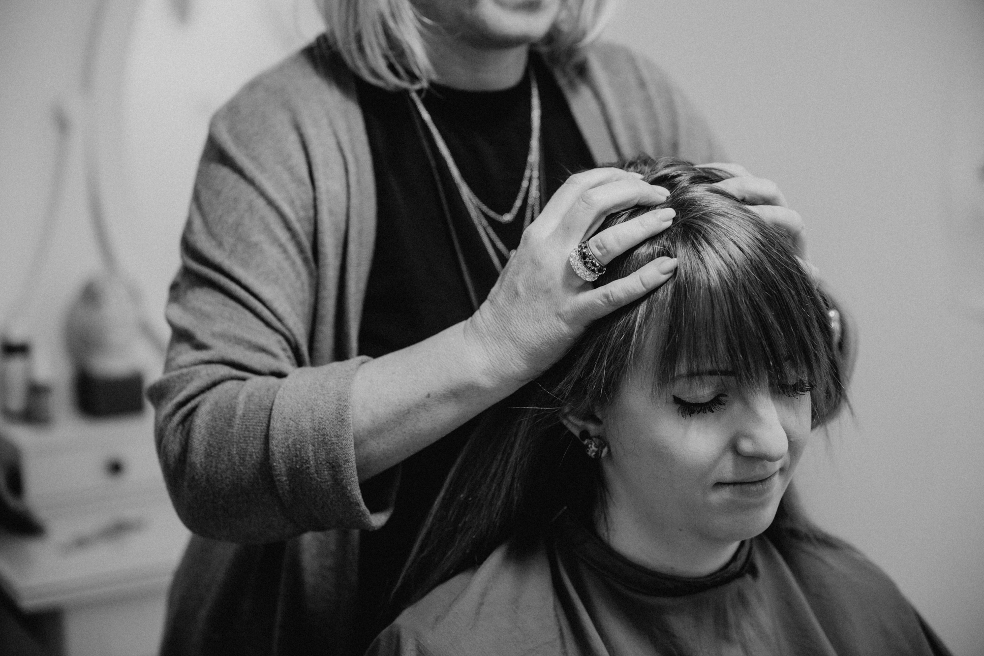 Friseur Sahaare-Energetischer Haarschnitt